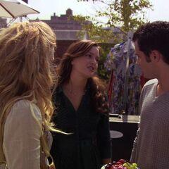 Serena,Dan, and Blair