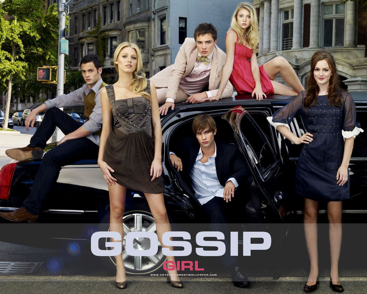 Girls of Gossip Girl images gg girls HD wallpaper and background ...