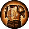 Treasury Gold Armor Upgrade