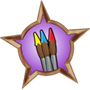 Badge Illustrator
