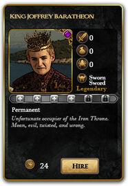 Card-JoffreyBaratheon