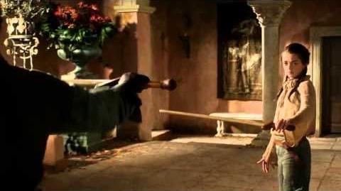 Syrio Forel Teaches Arya Stark The Bravos Dance