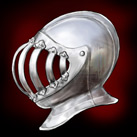 Barred Helm