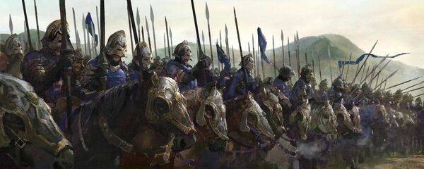 World Battle Preparations