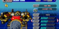 Beam Tank
