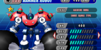 Hammer Robot