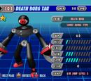 Death Borg Tau