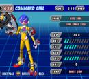 Command Girl