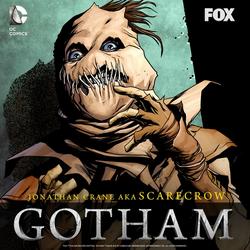 Scarecrow season 1 promotional artwork