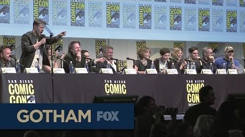 GOTHAM Comic-Con 2015 Panel Highlights (Part 1) FOX