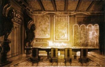 Jonny Klein Small Council Chamber