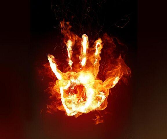 File:Burning-hand-wallpaper.jpg