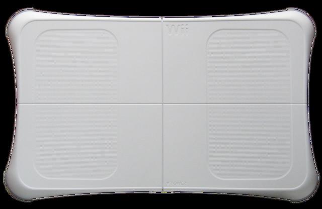 File:Wii Balance Board transparent.png