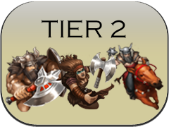 Tier 2 Wild Troops
