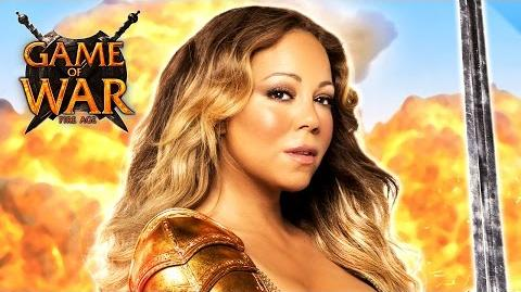 "Game of War - ""HERO"" ft. Mariah Carey - Strategy MMO Game-0"