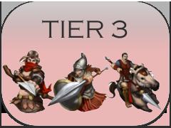 Tier 3 Strategic Troops