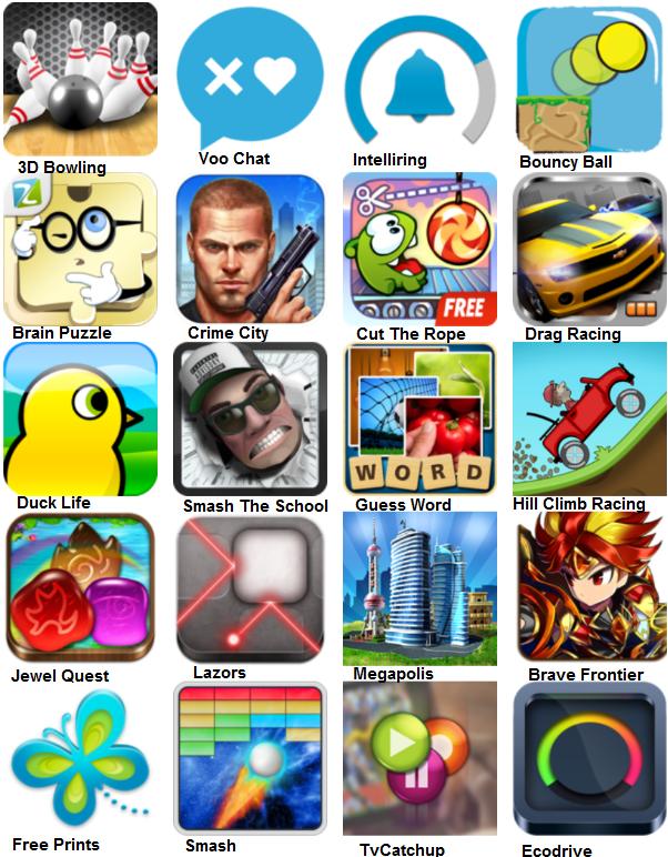 App Logo Quiz Level 4