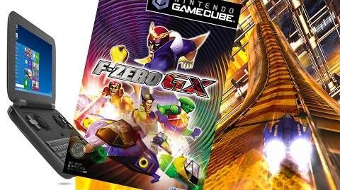 GPD Win - F-Zero GX Dolphin Ishiiruka DX12
