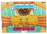 Cory on the Cob