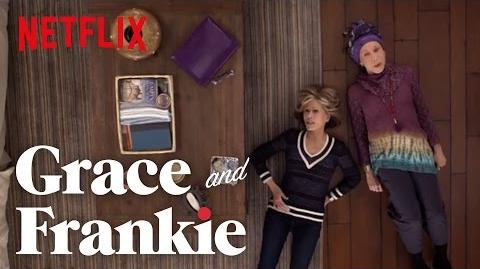Grace and Frankie Season 3 Trailer Netflix
