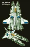 Vic Viper T300
