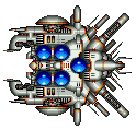 Beacon from Gradius III Arcade