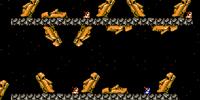 Gradius II NES Stage 5