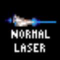 File:Normal Laser Gradius III Arcade.png