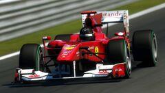 Ferrari F10 '10
