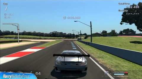 Gran Turismo 6 - Hidden Gem Trophy Guide (GT6 Blue Tire Location)