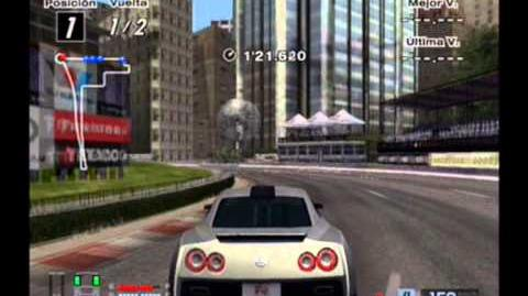 -Gran Turismo 4-Nissan GT-R Concept , New York Circuit
