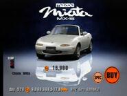 Mazda MX-5 Miata (NA) '93