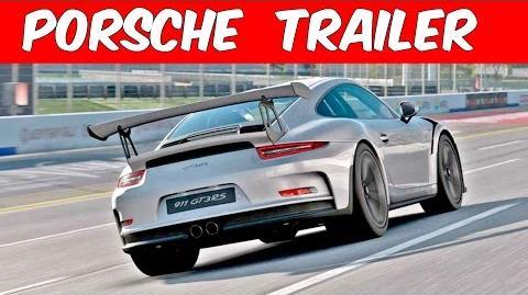 Gran Turismo Sport 2017 Official Porsche Is Coming Trailer