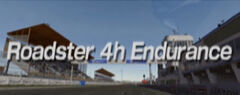 Roadster 4h Endurance