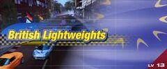 British Lightweights (GT5)