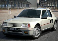 Peugeot 205 Turbo 16 '85
