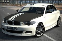 BMW Concept 1 Series tii '07