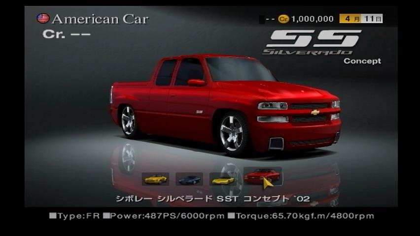 Iroc Z Wiki >> Chevrolet Silverado SST Concept '02   Gran Turismo Wiki ...