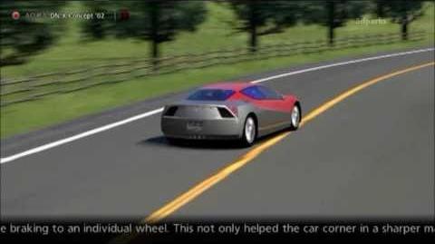 Acura DN-X Concept '02