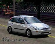 Ford Focus Ghia 2.0i Zetec
