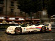 Peugeot 905 Race Car-1
