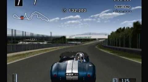 Gran Turismo 4, 27 of 708 cars 1966 AC Cars 427 S C