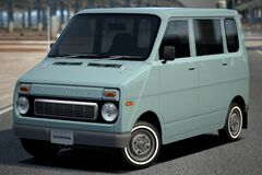 Honda LIFE STEP VAN '72