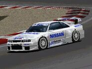 -R-Nismo GT-R LM Road Car (GT1, White)