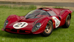 Ferrari 330 P4 Race Car '67