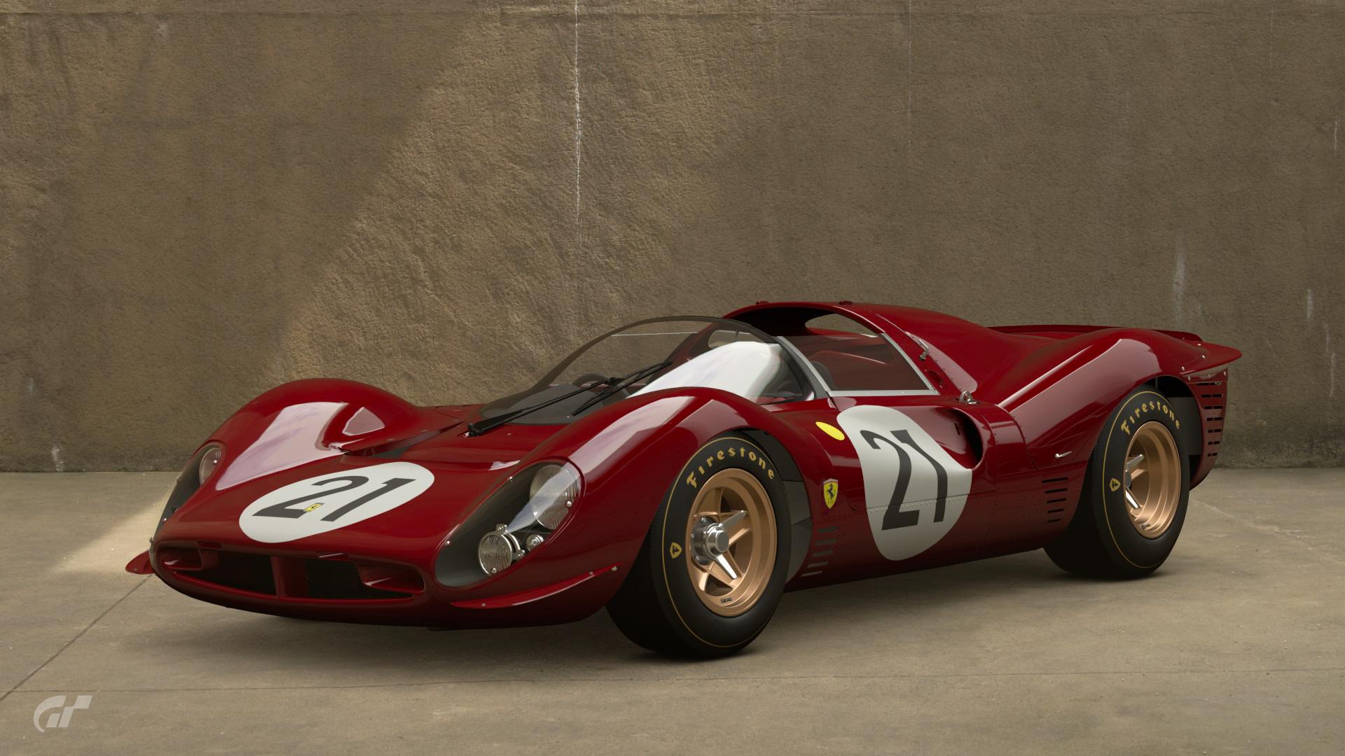 Ferrari 330 P4 Race Car 67 Gran Turismo Wiki Fandom