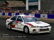 Mitsubishi Lancer Evolution IV Rally Car '97 (GT2)