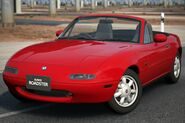 Mazda Eunos Roadster (NA Special Package) '89
