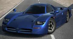 Nissan R390 GT1 Road Car '98
