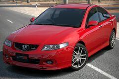 Honda ACCORD Euro-R '02
